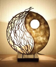 http://ift.tt/1QxRTqQ Asiatische Tischleuchten Yin Yang (LA12-92/S) Tischlampen Designer Stimmungsleuchten Bali @pricevoooti$$