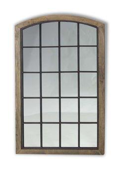Espejo rústico Touffou