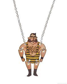 The Strongman Necklace - Online Shop