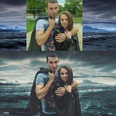 Before & after, photo editing / До и после, обработка фото #photoedit #photomanipulation #photoart #maxasabin #asabinart