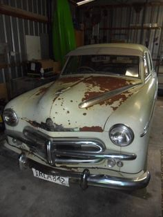 FOR SALE:1954 VAUXHALL VELOX N/A SEDAN for $1,400 . Located in MORPHETT VALE SA.  Contact  for more details.