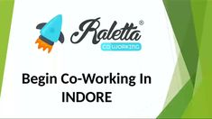 Coworking Space in Indore - Raletta provides Co-Working,Virtual, Startup, Shared Office Space,Incubators on rent in Indore-Book Space Now! Shared Office, Family Video, Co Working, Indore, Coworking Space, Destination Wedding, Presentation, Palm, Business