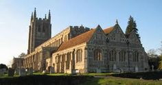 Huge church