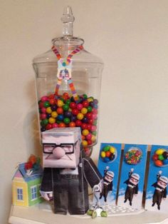 Adornos Mesa de dulces UP