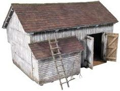 Miniature Barn, oh i so would love to have