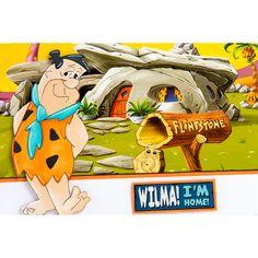 The Flintstones Fred Flintstone Die No Colour Flintstone Family, Flintstone Cartoon, Wilma Flintstone, Good Cartoons, Classic Cartoons, Today Cartoon, Cartoon Gifs, Hanna Barbera, Cartoon Wallpaper