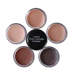 Concealers for All Skin Types //Price: $7.95 & FREE Shipping //     #hair #model #beautiful