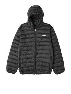 depot puffer jacket black  2ac0d1a9b