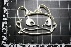 Toothless  How to Train Your Dragon Cookie Cutter by Geek2Geek, $10.00