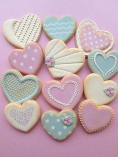 Valentine's cookies | Cookie Connection