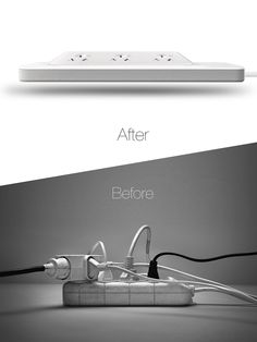 Power strip for Schneider Electric on Behance