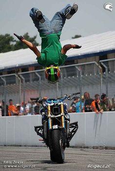 Stunt Riding German Open Jorian Ponomareff by zmijka, via Flickr