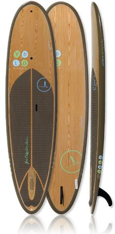 "YOLO Surf Model 10'2"" - Lime Water"