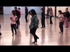 Line Dance: TANGO BURLESQUE