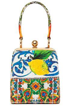 #Dolce&Gabbana - Women's Accessories - 2014.