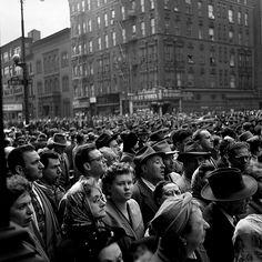 1954, New York, NY - Vivian Maier