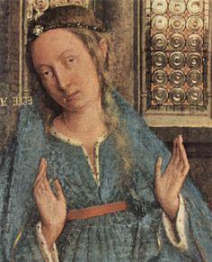 jan van eyck paintings - Google Search