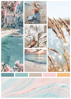 Blue Beach, Ocean Beach, Ocean Sunset, Cv Website, Beach Color Palettes, Megan Hess Illustration, Ocean Photography, Photography Tips, Wedding Photography