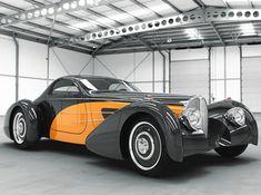 Delahaye USA 'Bella Figura' Bugnotti Coupe