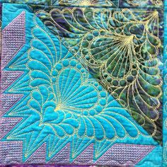 The Paisley Studio: News from the Quilt Show