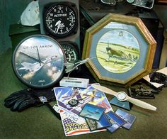 Your one-stop source of aviation collectibles and information
