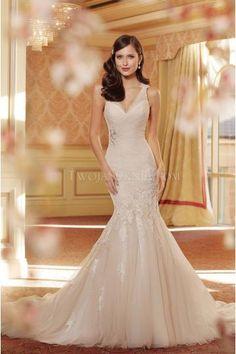 Robe de mariée Sophia Tolli Y11418 Spring 2014