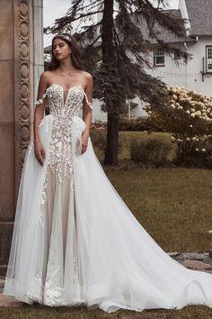 Perfect Wedding Dress, Wedding Dress Styles, Bridal Dresses, Wedding Gowns, Dream Wedding, Buy Wedding Dress Online, Glamorous Wedding, Ball Gowns, Mermaid Silhouette