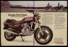 1979 Honda CX500 CX 500 Deluxe