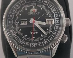 Quick Date, Orient Watch, Pack And Ship, Automatic Watch, Watches For Men, I Shop, Take That, King, Japan