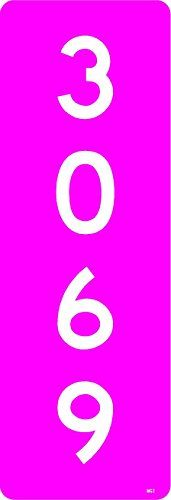 Breast Cancer Awareness Month Reflective 911 House Number Aluminum Sign MG2 http://www.amazon.com/dp/B00O3R265S/ref=cm_sw_r_pi_dp_Iunlub0ZAP07J