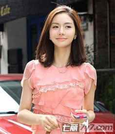 Had this hairstyle before Asian Women Short Hair Styles Permed Hairstyles, Short Hairstyles For Women, Pretty Hairstyles, Korean Hairstyles, Korean Fashion Minimal, Korean Fashion Online, Korean Online, Asian Fashion, Korean Short Hair
