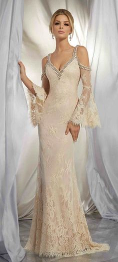 Courtesy of Morilee Wedding Dresses by Madeline Gardner