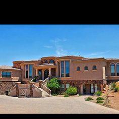 The dream house..
