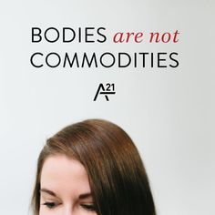 FACT: The average age of a human trafficking victim is 12 years old. The good news? We CAN change this! Our #BodiesAreNotCommodities curriculum is designed to equip students with the tools necessary to recognize potentially dangerous situations and empowers them to become modern-day abolitionists. Want to learn more? Go to A21.org/Education and download a FREE sample of the curriculum!