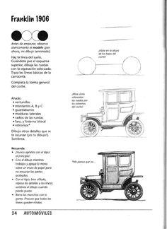 como dibujar autos paso a paso - Taringa! Car Drawing Pencil, Pencil Drawings, Car Drawings, Drawing Sketches, Drawing Lessons, Art Lessons, Design Tutorials, Art Tutorials, Drawing Machine