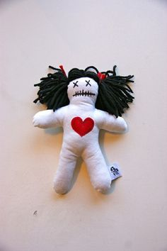 voodoo doll to help get over your ex :)