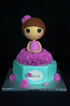 Lalaloopsy Birthday Cake ♡