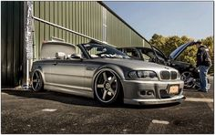 BMW E46 Coupe Tuning