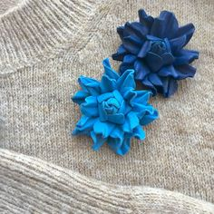 Leather Flowers, Flower Brooch, Etsy Seller, Search, Create, Shop, Research, Searching, Store