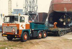 Scania super. Zwaar transport. Speciaaltransport