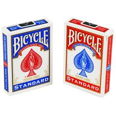 bicycle playing cards - Google Search