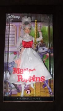 Disney's Mary Poppins Barbie Doll