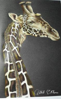 Giraffe Page 14 By Mel