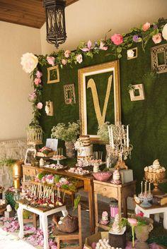 Enchanted Garden  Birthday Party Ideas | Photo 1 of 11