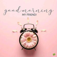 Motivational Good Morning Quotes, Morning Quotes For Friends, Good Morning Friends Quotes, Good Morning My Friend, Good Morning Picture, Good Morning Flowers, Good Morning Messages, Good Morning Greetings, Good Morning Good Night