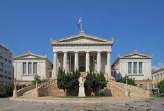 Biblioteca Nacional de Grecia, Atenas