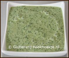 Verse groene curry | Het Glutenvrije Kookhoekje