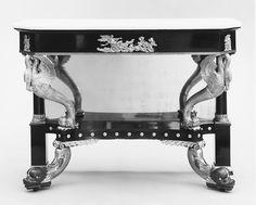 Pier table