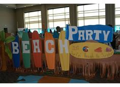 It was a great Beach Party @ VBS!!!