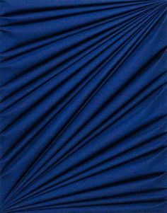'Taghelmomt: Il velo' by Italian artist Umberto Mariani Lead, x 13 in. via artnet Italian Artist, Wassily Kandinsky, Monochrome, Blue, Veils, Monochrome Painting